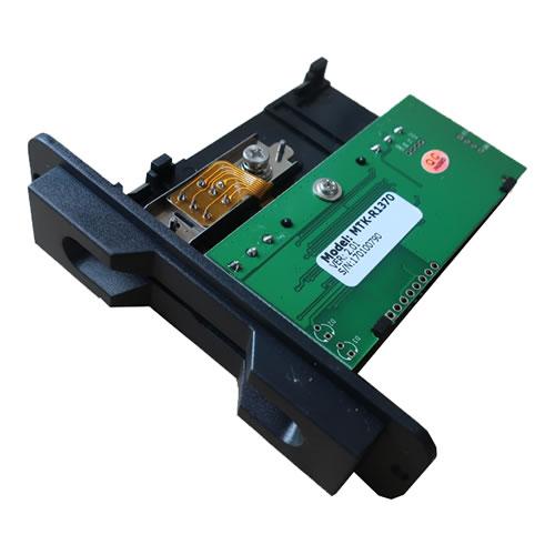 Half Insert Magnetic Reader