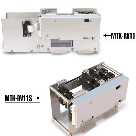 MTK-RV11 Card Recycling Machines