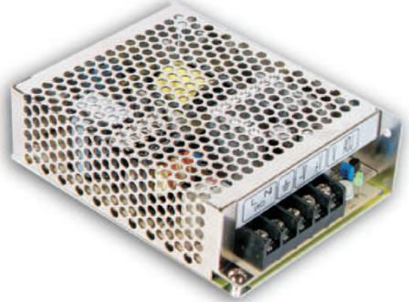 Meanwell DC Power Supply