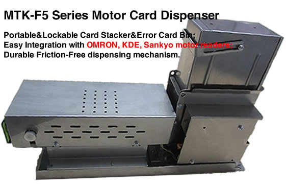 MTK-F5 Card Dispenser
