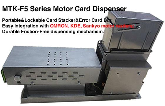 MTK-F5 Card Dispenser