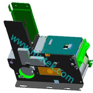 1/2 ID-1 Card Dispencer
