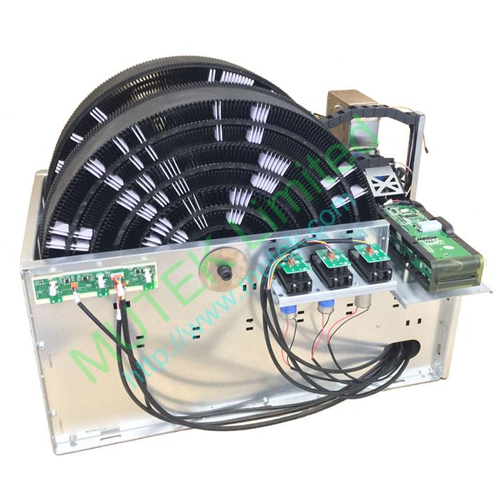MTK-F81 Turntable Card Dispenser
